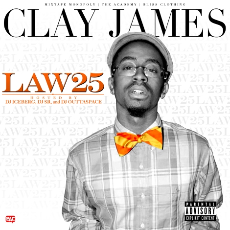 Law 25 by Clay James 2